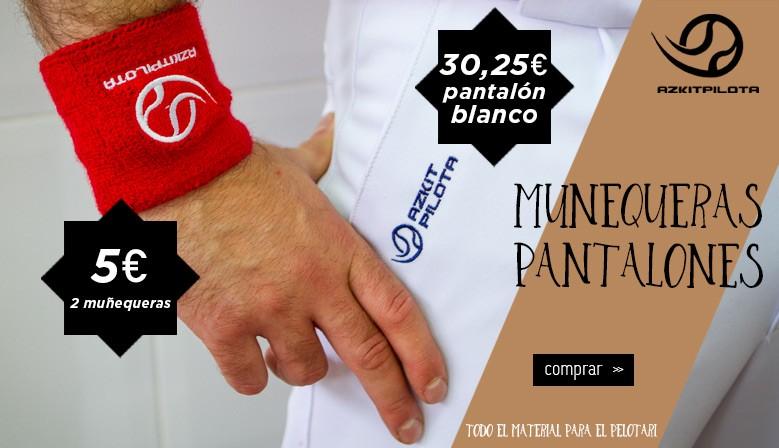 Pantalon / Muñequeras