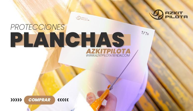 Planchas Azkitpilota